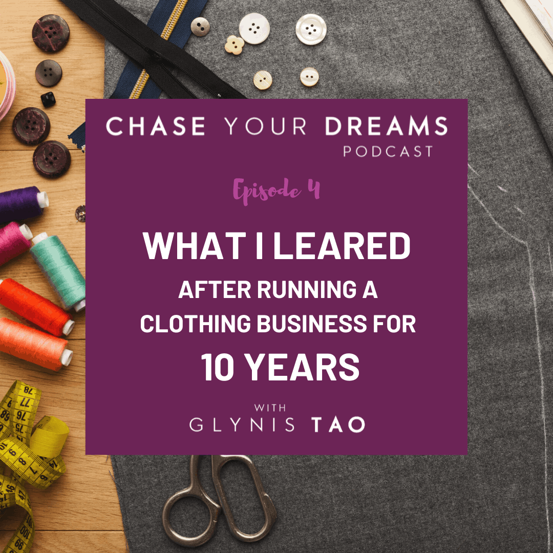 What I Learned After Running a Clothing Business for 10 years.