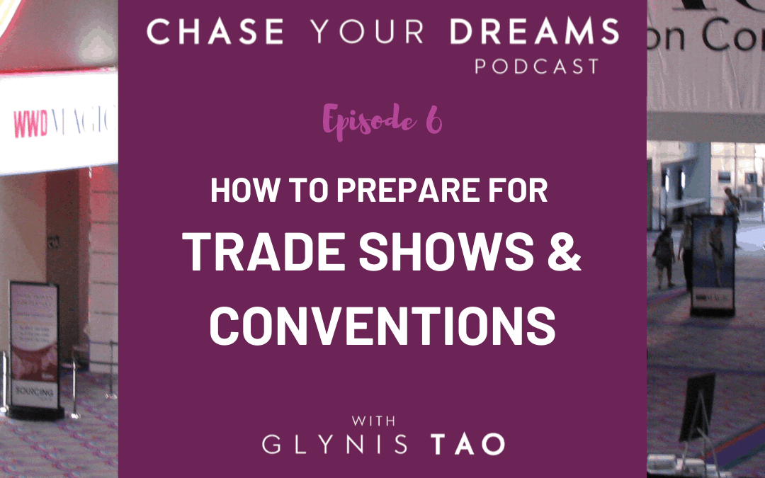 How to Prepare for Trade Shows and Conventions