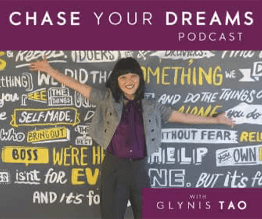 Glynis podcast cover
